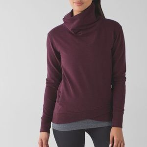 "Lululemon ""On the Double"" pullover"
